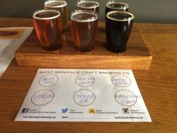 Saint Boniface Craft Brewing