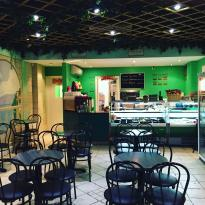 The Café Terrace