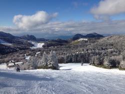 Okushiga Kogen Ski Area
