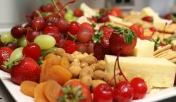 Cheese & Fruit Platters Yum