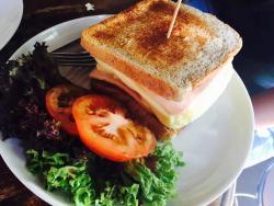 Sandwich yes! Coffee NO!