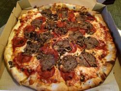 Secret Pizza