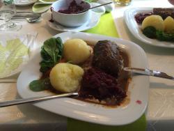 Hotel Und Gasthof Zum Goldenen Hirsch