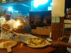 Roast Chicken & Pizza Meteran