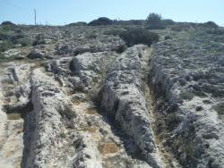 Dingli Cart Ruts (Clapham Junction) and Caves