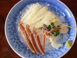 Echizen Crab & Fresh Fish Tarumi