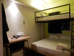 Comfortable sleeping space and Accommodating staff! :D