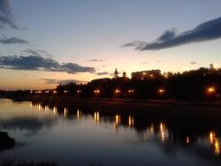 Central City Beach At Belovka