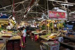 Pulau Tikus Markets