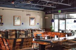 Bluewater Organic Distilling: Bar & Bistro
