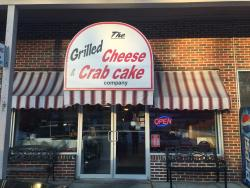 ‪The Grilled Cheese and Crab Cake Co.‬