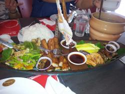 Bangus Restaurant Greenhills