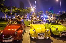 Saigon 2CV Tour