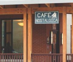 Cafe Nostalgica