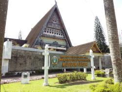 Museum Gedung Arca (Museum Negeri Provinsi Sumatra Utara)