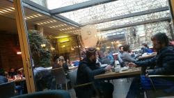 Bordo Mavi Cafe