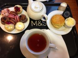 Marks and Spencer's Cafe