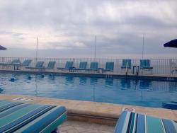 Charming resort