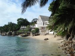 Bliss Hotel Seychelles
