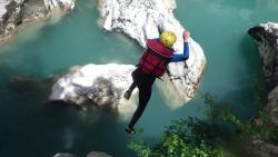 Yeti Rafting