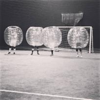 ‪Bubble Football Milano‬