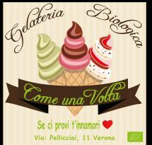 Come Una Volta - Gelateria Artigianale Biologica