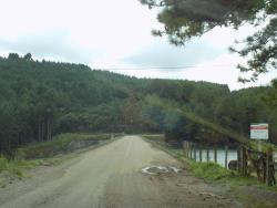 Arroio Faxinal Dam