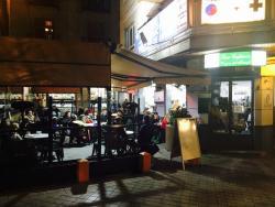 Cafeteria Virgen del Triunfo