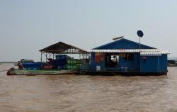 Meychrey Floating Village