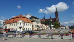 Kosciuszko Market Square