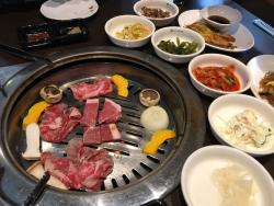 Hansang Korean Charcoal Barbecue