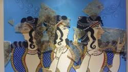Irida Minoan art workshop
