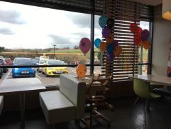 McDonalds Bourne End