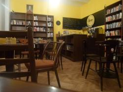 Eleven Books & Coffee