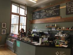 Summerhall Cafe
