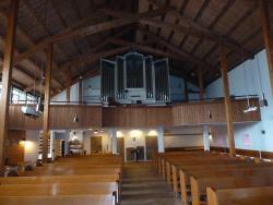 Sankt Nicolai Kirche Helgoland
