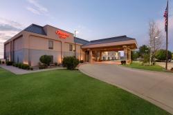 克洛維斯希爾頓恆庭酒店