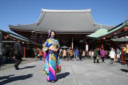 JAPAN CULTURE EXPERIENCE TOURS YUMENOYA in ASAKUSA