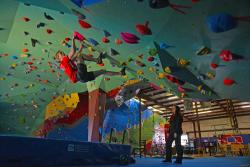 Treadstone Climbing Gym
