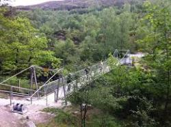 Corrieshalloch Gorge National Nature Reserve