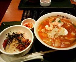 Korean Dining Shijan, Fuchu Minamiguchi Kururu