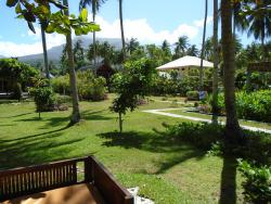 Awesome Experience!  The best luxurious resort to experience Camiguin.