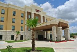 Hampton Inn Carrizo Springs