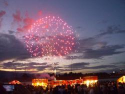 Chikugo River Fireworks