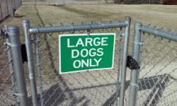 Hesston Dog Park