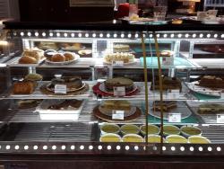 Creme Brulee Cafeteria