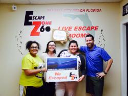 Escape Zone 60, Panama City Beach