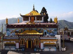 Yiga Choeling Monastery