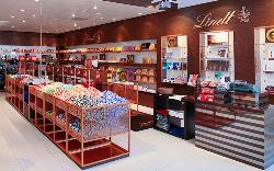 Lindt Chocolate Shop Landquart