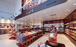 Lindt Chocolate Shop Landquart